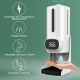 Máy đo nhiệt độ kết hợp máy rửa tay KR-9