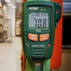 Thiết Bị ghi dữ liệu độ ẩm và nhiệt độ Extech RHT20
